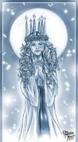 Sankta Lucia by AnnieMsson