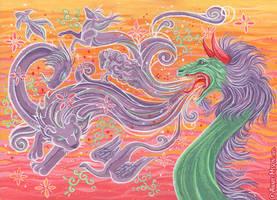 Breath of Creation by AnnieMsson