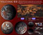 Volcanic Planet 03