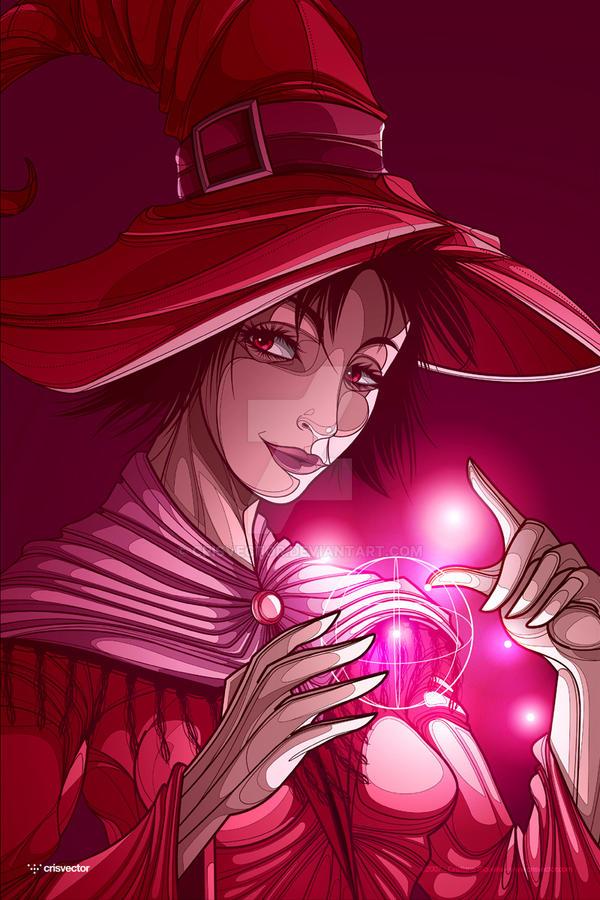 Wizard by CrisVector