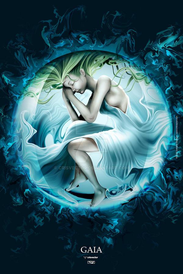 Gaia by CrisVector