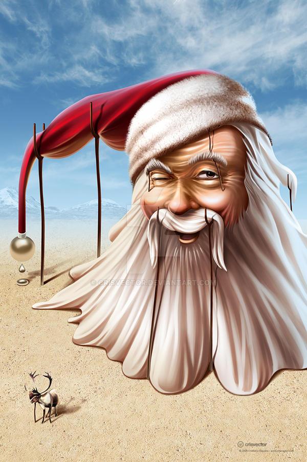 Santa Claus by CrisVector