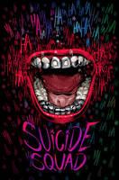 Suicide Squad - Alternative Movie Poster