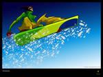 Snowboard - Vector-BR Contest