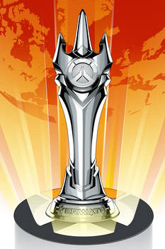 Overwatch World Cup Trophy Poster