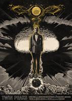 Twin Peaks Poster - Season 3 Episode 8 by CrisVector