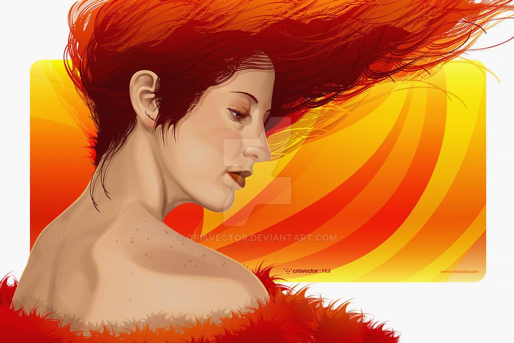Hot by CrisVector