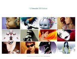 CrisVector 2007 Calendar