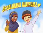 Assalaamu alaikum