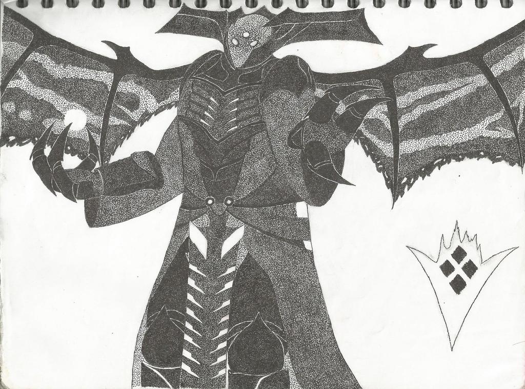 Crota Son Of Oryx Drawing