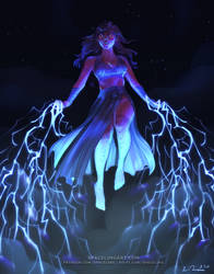 [REWARD] Lightning Babe