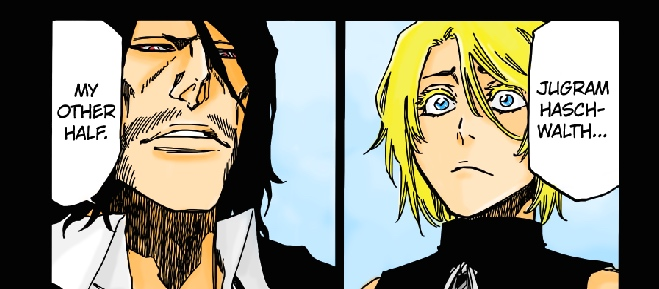 Bleach 632 Colouring - My Other Half by TommoDigital