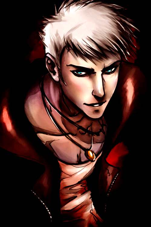 .Dante. by GodSlayerr