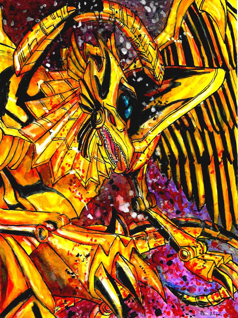 Le dragon ail de Ra by Atempharaon
