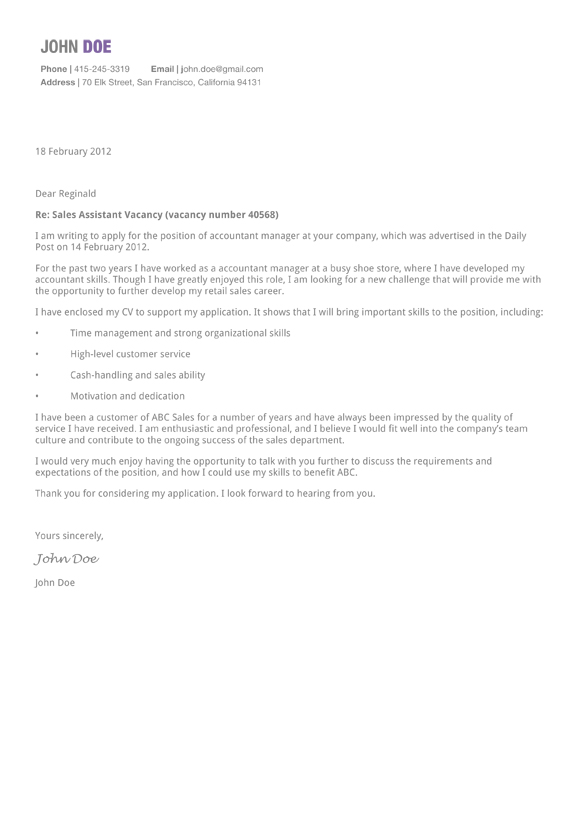 Minimal CV template-cover letter by brandnewcv on DeviantArt
