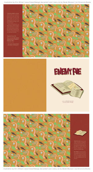 Enemy Pie: End Pages and Title
