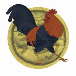 Chinese Zodiac: Rooster