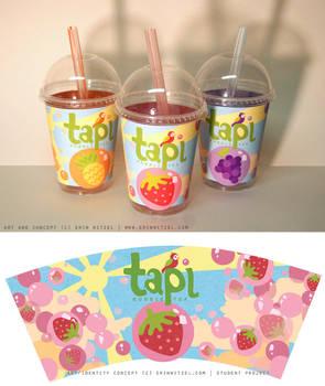 Tapi Bubble Tea- Cups