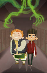 Paranorman: Beware the Witch's Curse by erinwitzel