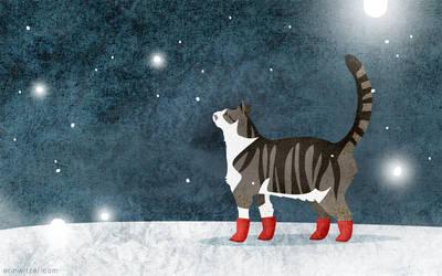 Jingles in Boots by erinwitzel