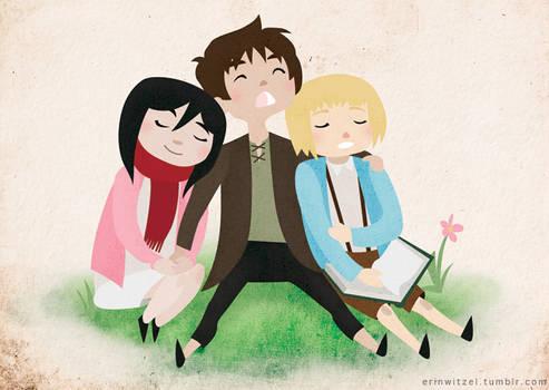 Shiganshina Kids