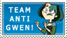 Anti-Gwen Stamp by Zelyssu