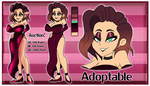 Elegant Lady Adoptable .::CLOSED AUCTION::.