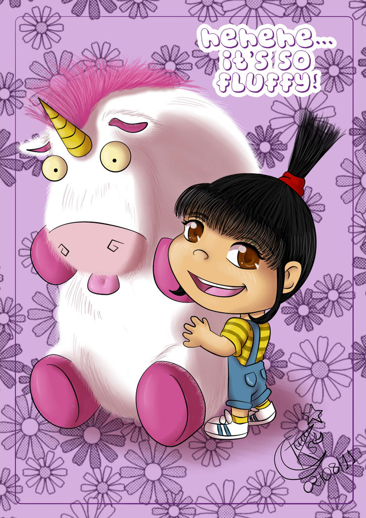 Image Result For Agnes With Unicorn