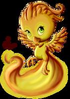 My Little Phoenix by LadyRosse