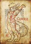PCM - Corrie by LadyRosse