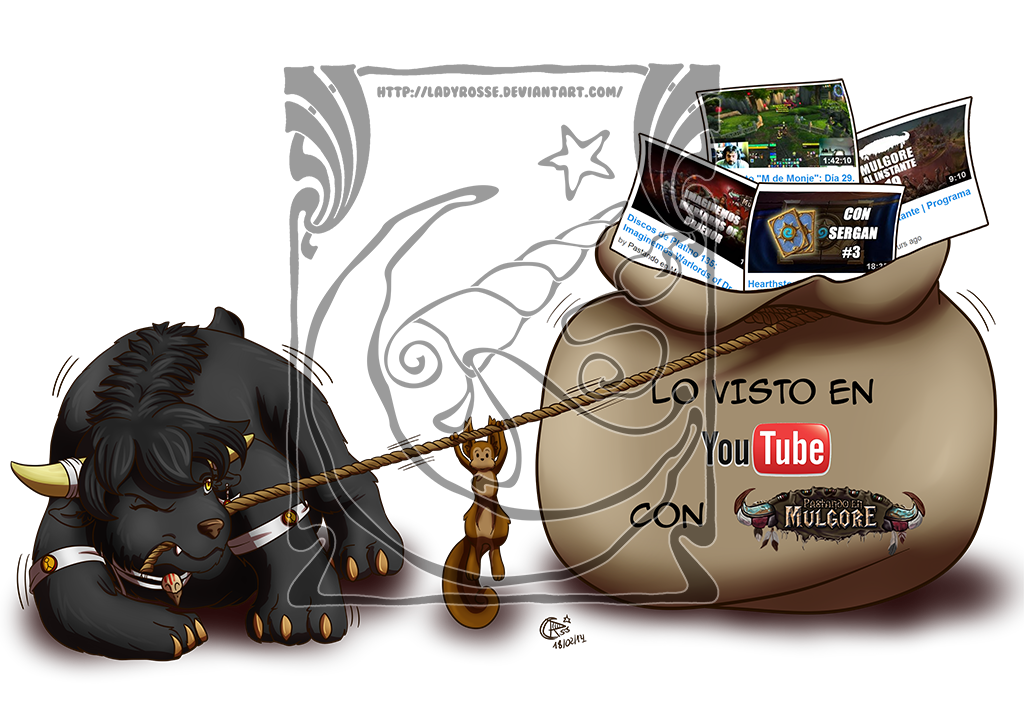 CM - PeM - Youtube by LadyRosse