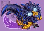 Chibi Mount - Raven Lord