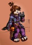 CM - Pandaren mage