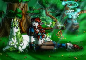 Field of Dreamers by LadyRosse