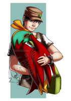CM - Pokemon trainer by LadyRosse