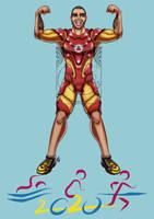 CM - Ironman Triathlon by LadyRosse