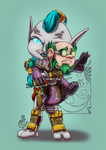 CM - Zandalari and gnome