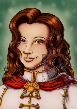 CM - Eothas priest by LadyRosse