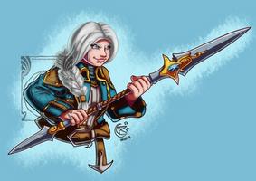 CM - Kultiran Hunter by LadyRosse