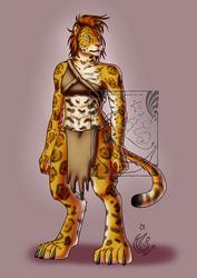CM - Huntress Seline by LadyRosse