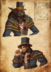 Madmartighan heritage armor