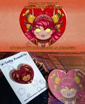 Patreon rewards December'20 - Alexstrasza pin