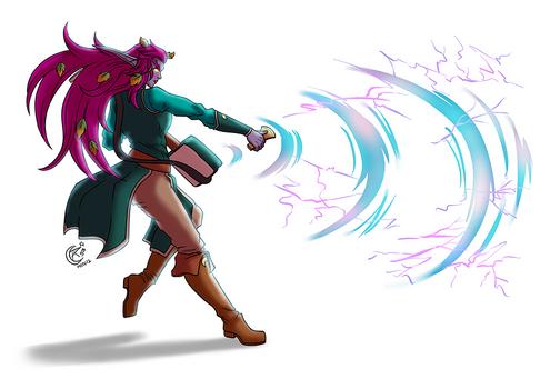 Nheri - Thunderwave