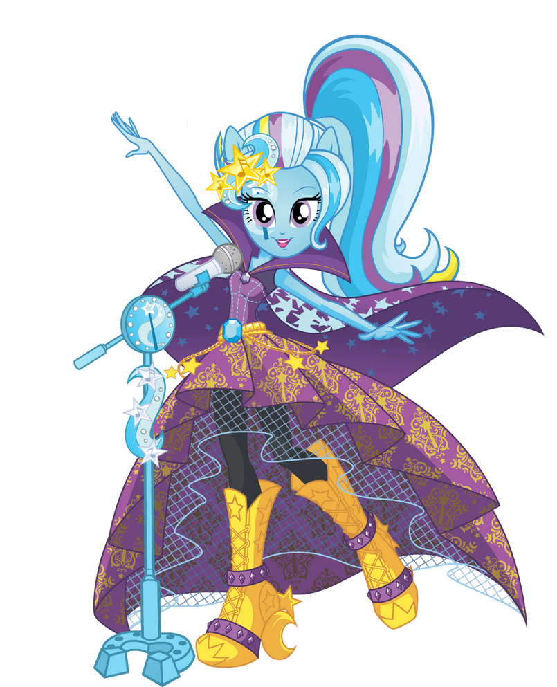 MLP - EG2 - Trixie New Look by YTPinkiePie2 on DeviantArt