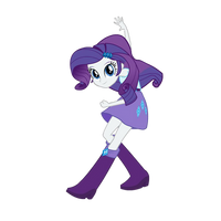 ..: Equestria Girls Rarity :.. by YTPinkiePie2