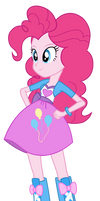 ..:: Pinkie Pie Equestria Girls ::..