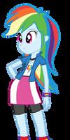 ..:: Rainbow Dash Equestria Girls ::..