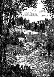 The Village of Woodhall