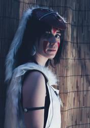 San Mononoke Hime cosplay by Wildyama