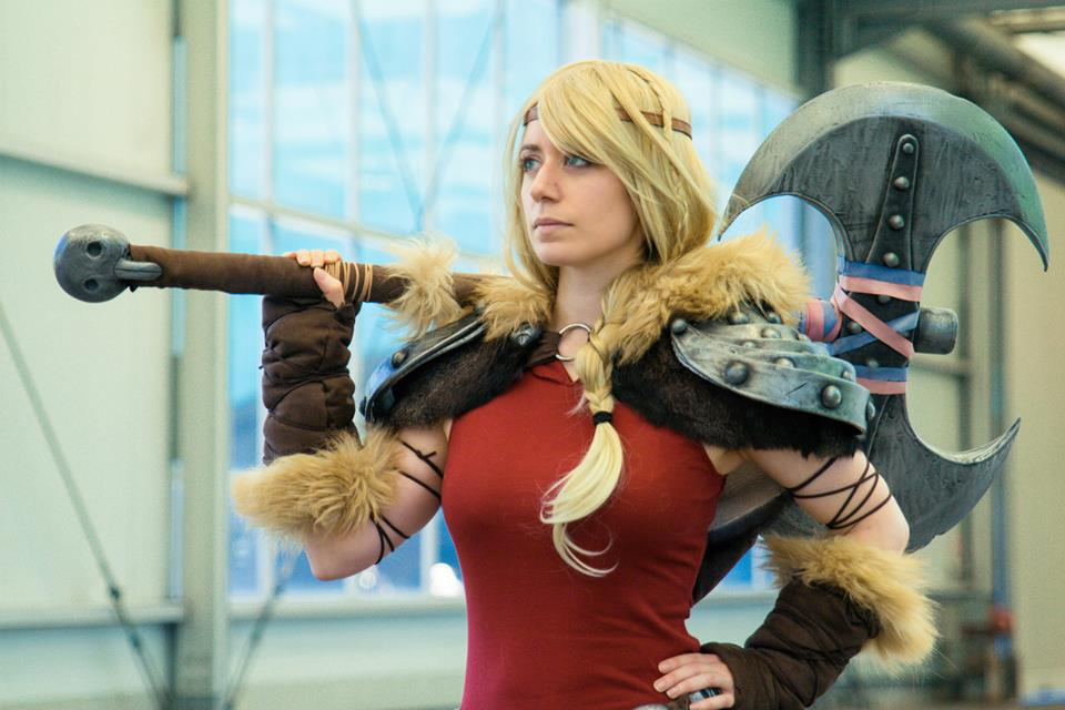 Astrid How To Train Your Dragon 2 By Wildyama On Deviantart